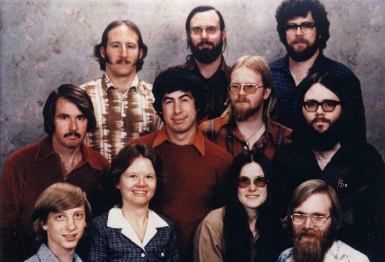 Partner Gates dari awal