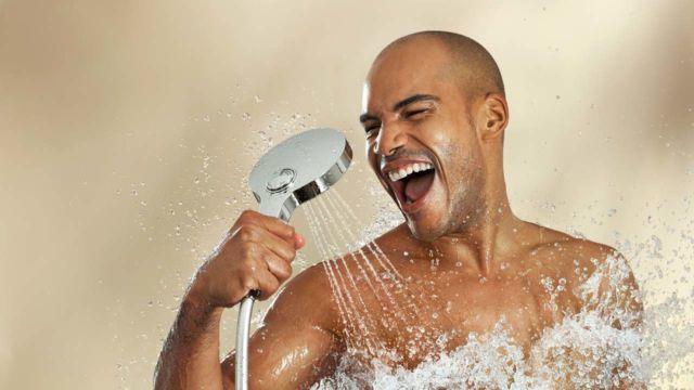aku mandi lho via www.grohe.com