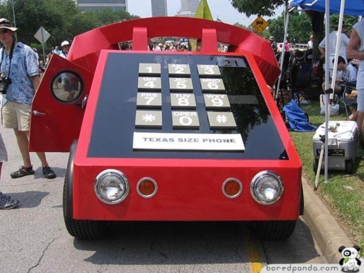 Ini mobil mana kacanya
