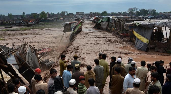 Bencana alam tidak ada yang bisa memprediksi.