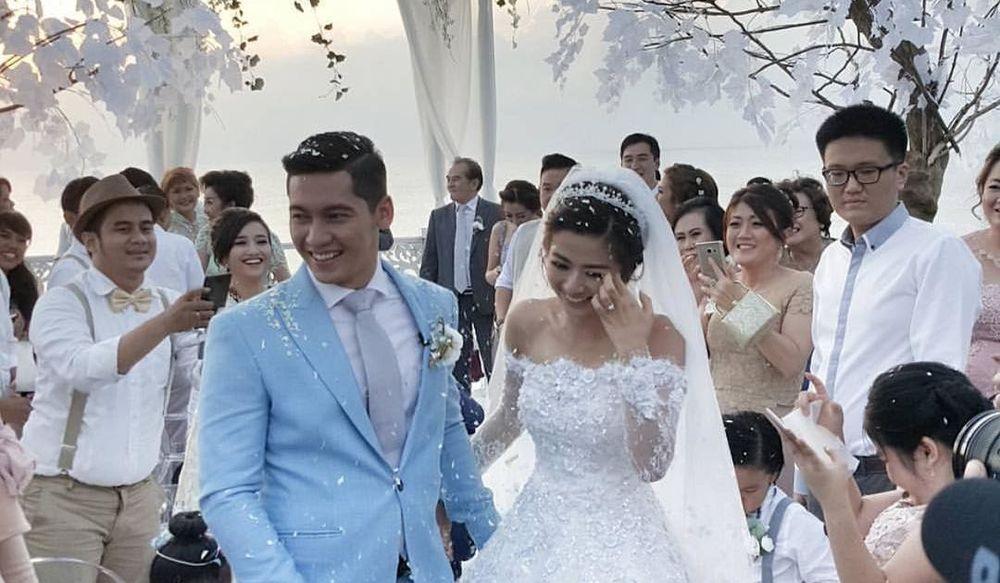 Samuel Zylgwyn & Franda Ucap Janji Nikah di Pulau Bali ...