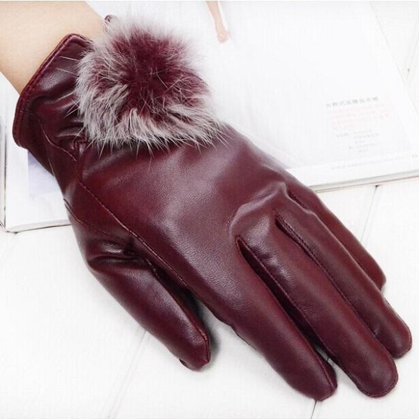 sarung tangan kulit~