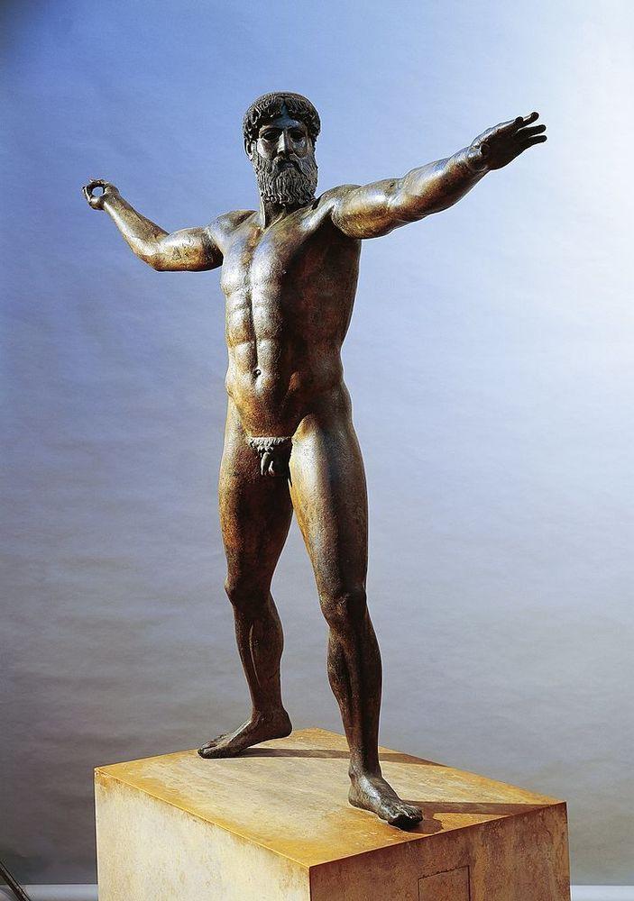 Zeus, ayah dari Hercules