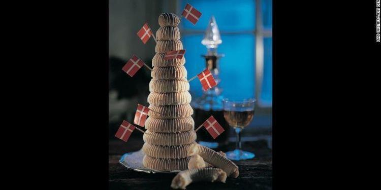 Oh ini dari Denmark tho
