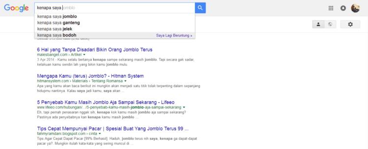 Google lagi ngajak ribut!