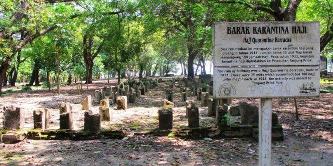 Makam Karantina Haji