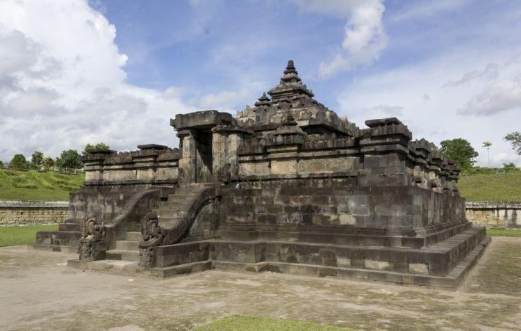 Candi Sambisari, salah satu peninggalan sejarah Hindu