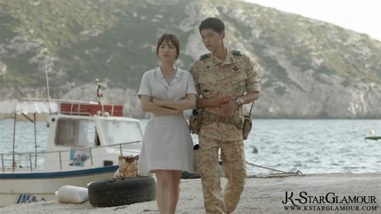 song hae kyo di descendants of the sun