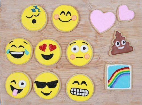 Jangan pakai emoji