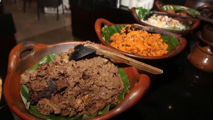 Kuliner tradisional Jogja!