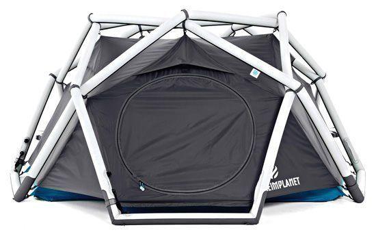 mau dong camping tiap hari kalau tendanya begini