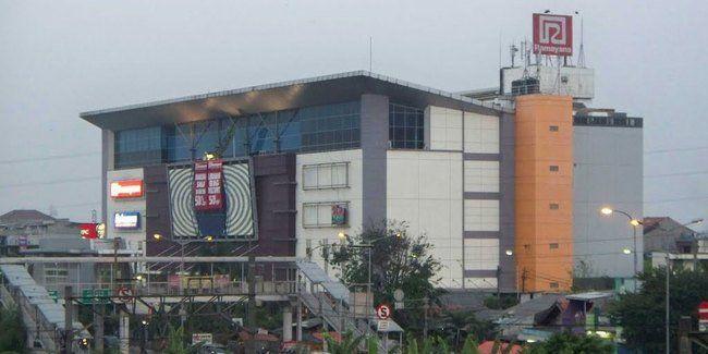 ini lho mall klender di Jakarta Timur