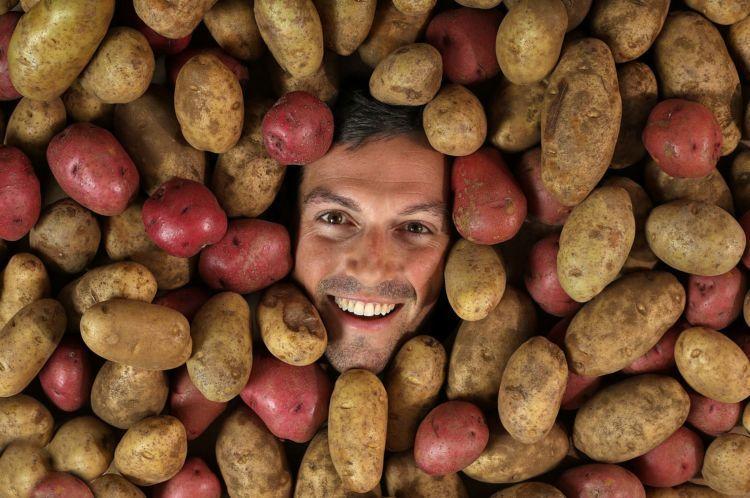 Potatoman!