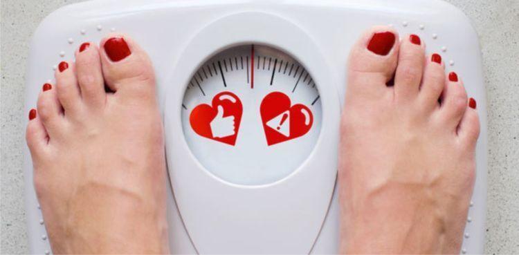 jaga berat badan ideal
