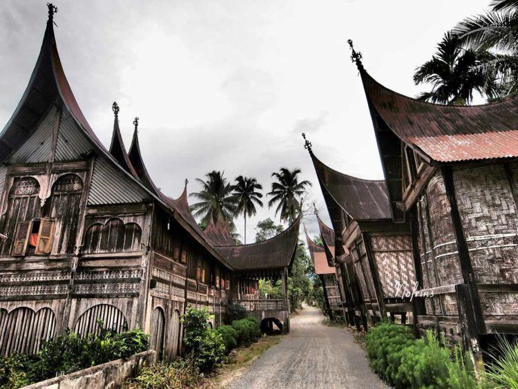 Rumah Gadang Solok Selatan