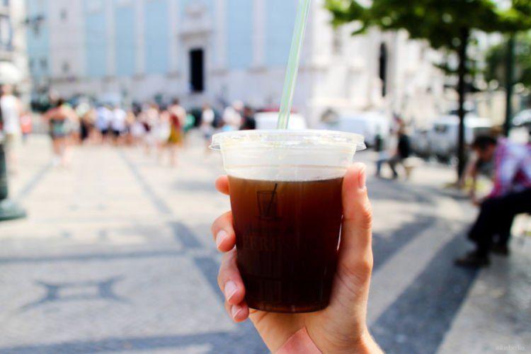 Mazagran, minuman khas Portugal yang aslinya berasal dari Algeria. Lho?!