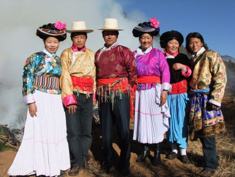 Mosuo Tribe.