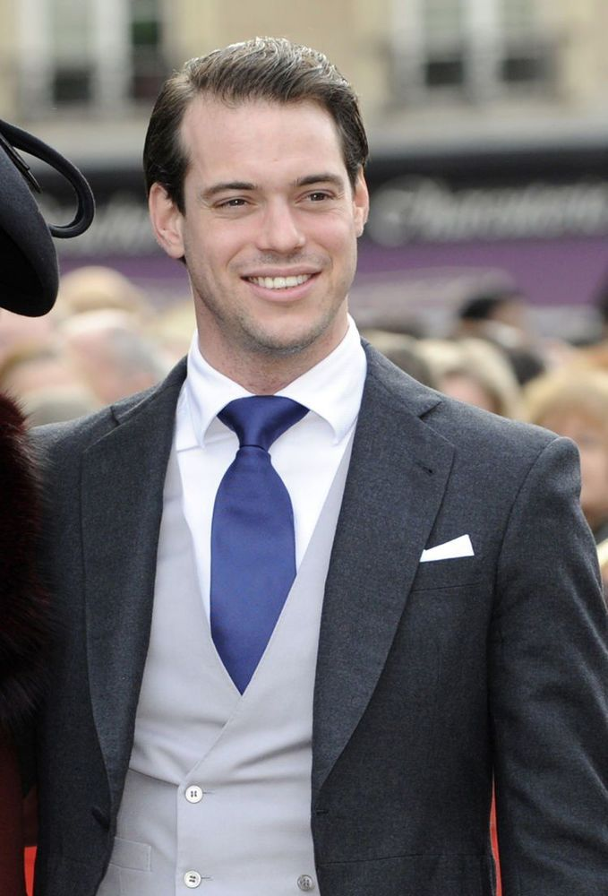The Prince Felix of Luxembourg