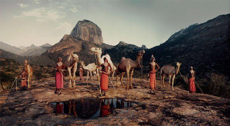Suku Samburu masa lalu.