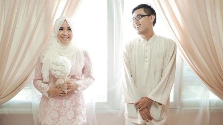 15 Inspirasi Gaun Pernikahan Syar I Ini Bisa Dicontek Demi Akad Nan