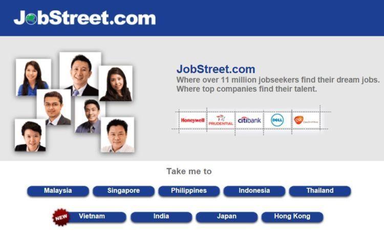 Banyak kok situs-situs pencari kerja. Jangan ngunjungin situs pencari jodoh aja, ya :p