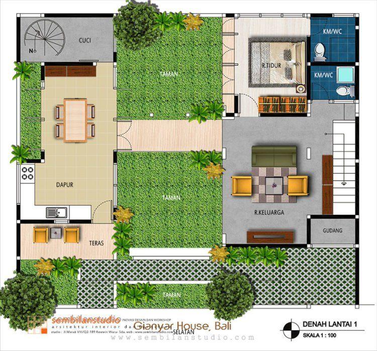 Buat Pasangan Muda Yang Masih Berjuang  Desain Rumah Minimalis  Kamar Ini Wajib Disimpan
