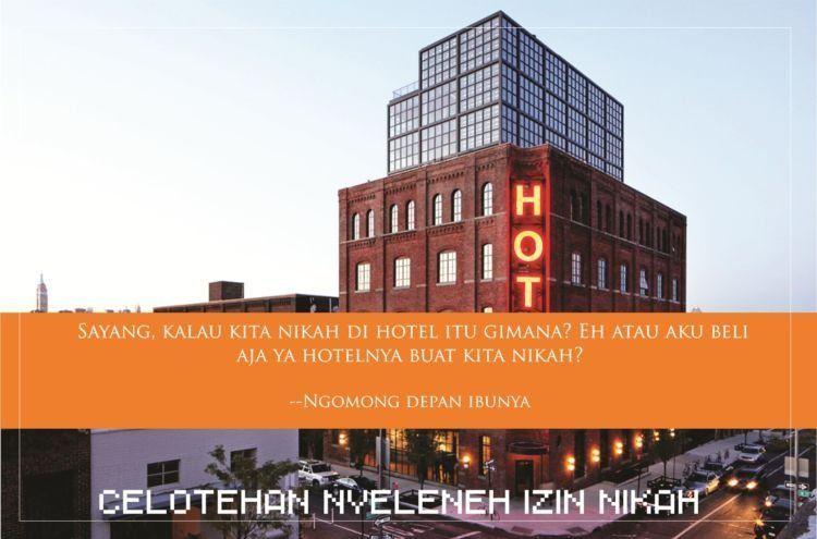 Beli hotel aja yuk!