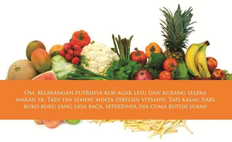 Vitamin baik untuk kesehatan