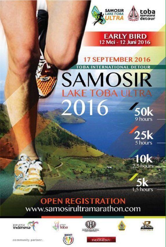 Samosir Lake Toba Ultra