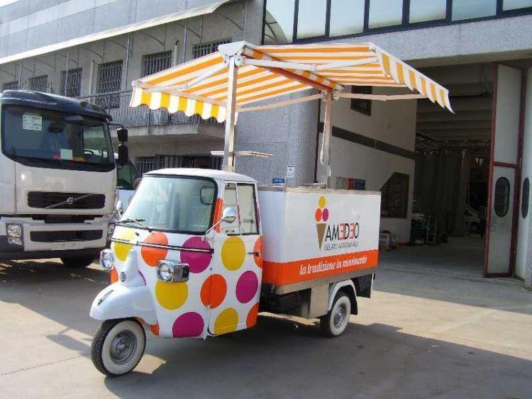 Bisa untuk menjajakan es krim nih!
