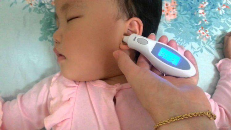 Termometer bayi