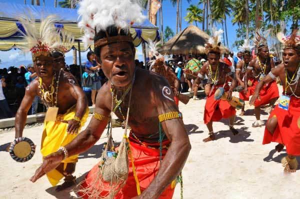 datang ke sana akan membuatmu percaya kalau Papua itu kaya