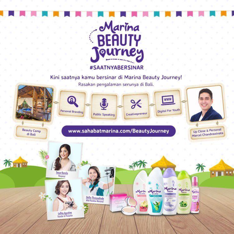 Marina Beauty Jouney Camp!