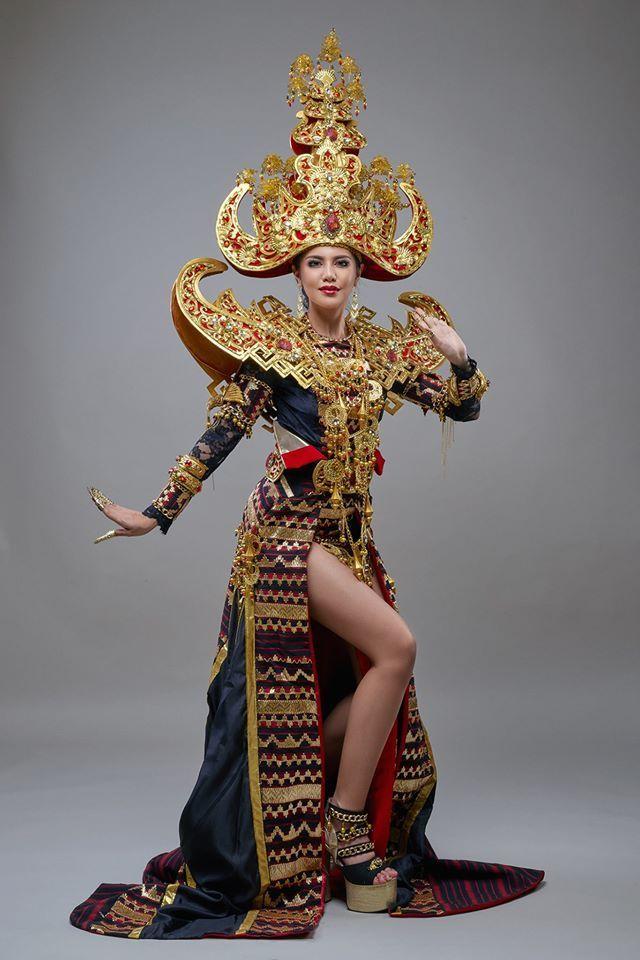 Kostum Nasional Terbaik di Ajang Miss Grand International 2016