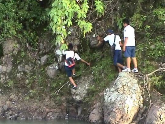 SMP 1 Atap Cibalong, Garyt