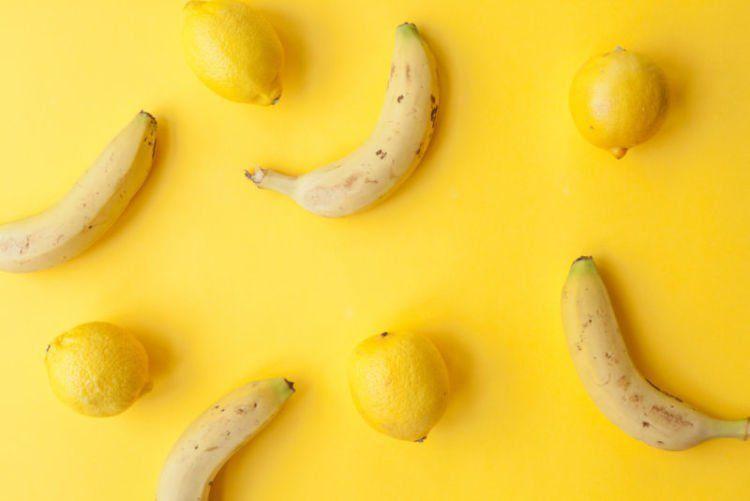 pisang dan jeruk aman kok