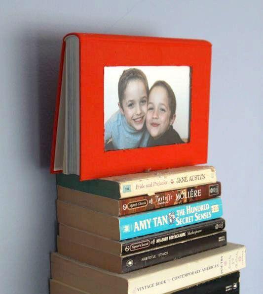 frame dari buku