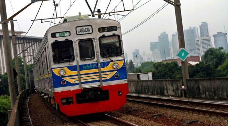 KRL Bogor-Jakarta