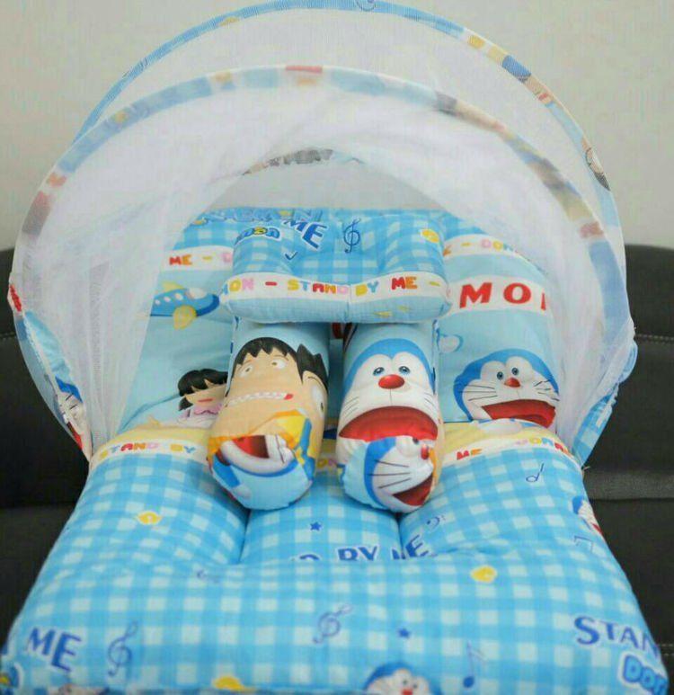 Kasur bayi lipat