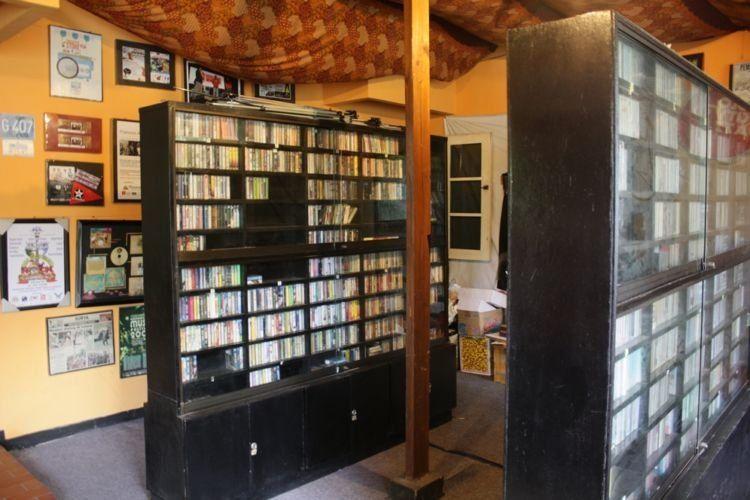 Koleksi Museum Musik Indonesia