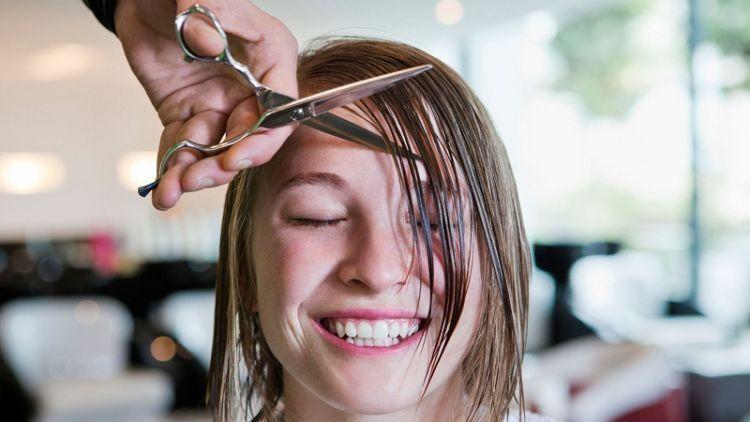 Berharap rambut baru bisa beri suasana hati yang baru pula