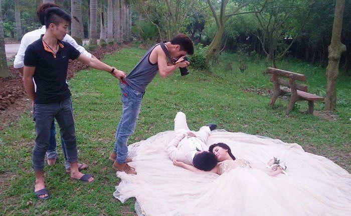 Fotografer mana ada yang gratis