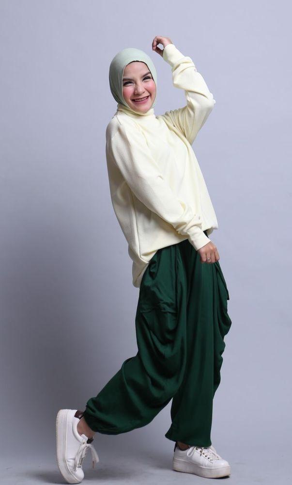 6 Style Hijab Meneduhkan Hati Yang Melihatmu Akan Merasa Adem Sekali