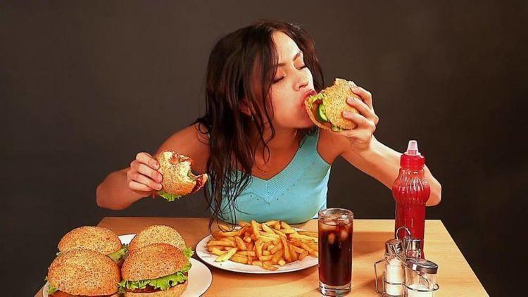 makan melulu