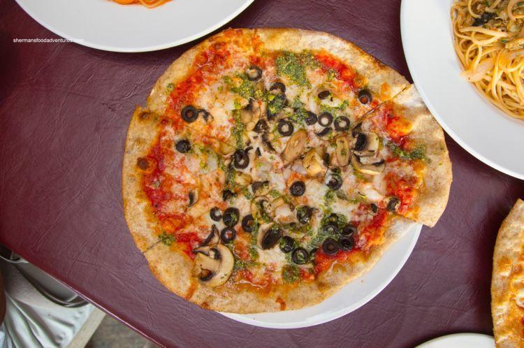 pasta dan pizza
