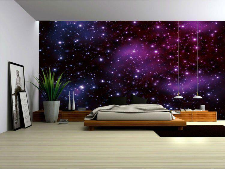 14 Ide Dekorasi Kamar Yang Bikin Ruang Tidurmu Dipenuhi Bintang Dan Bulan Keren