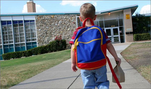 Anakmu bakal terbiasa mandiri dalam hal pendidikan.
