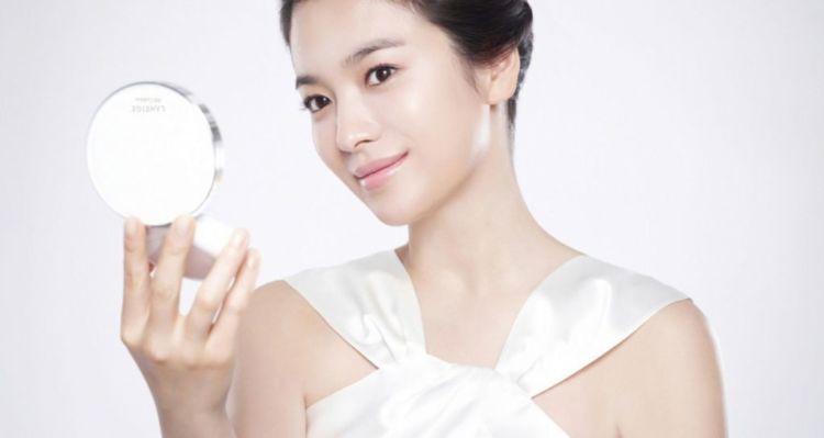 Nggak pengen hasil riasanmu kaya Song Hye Kyo?