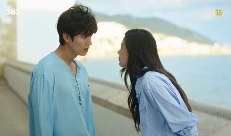 Lee Min Ho dan Jun Ji Hyun