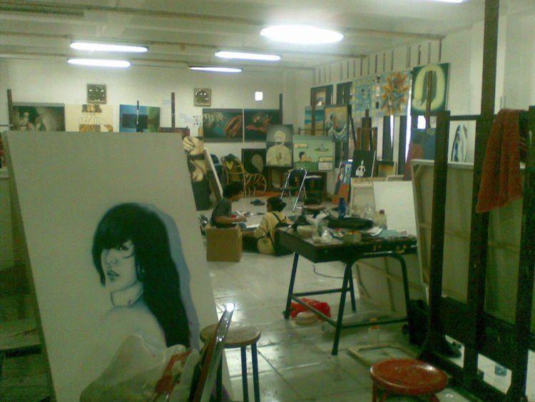 Studio gambar.